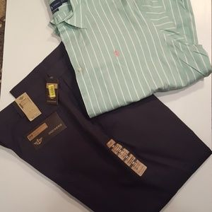 NWTS- Dockers striped dress pants size 40